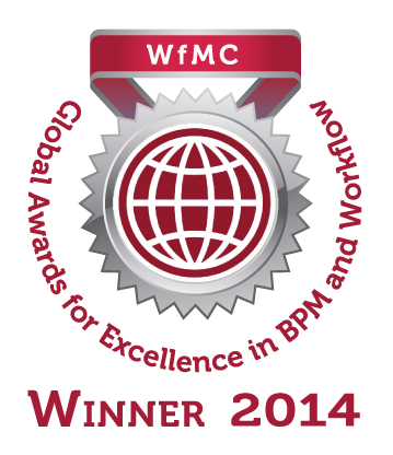 Lecom a GRANDE vencedora do WfMC Awards for Excellence in BPM & Workflow!