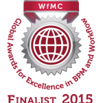 Lecom é FINALISTA do WfMC Awards for Excellence in BPM & Workflow 2015