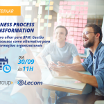 Webinar Business Process Transformation