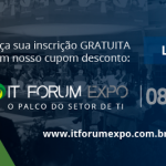 Lecom, patrocinadora oficial do IT Fórum Expo