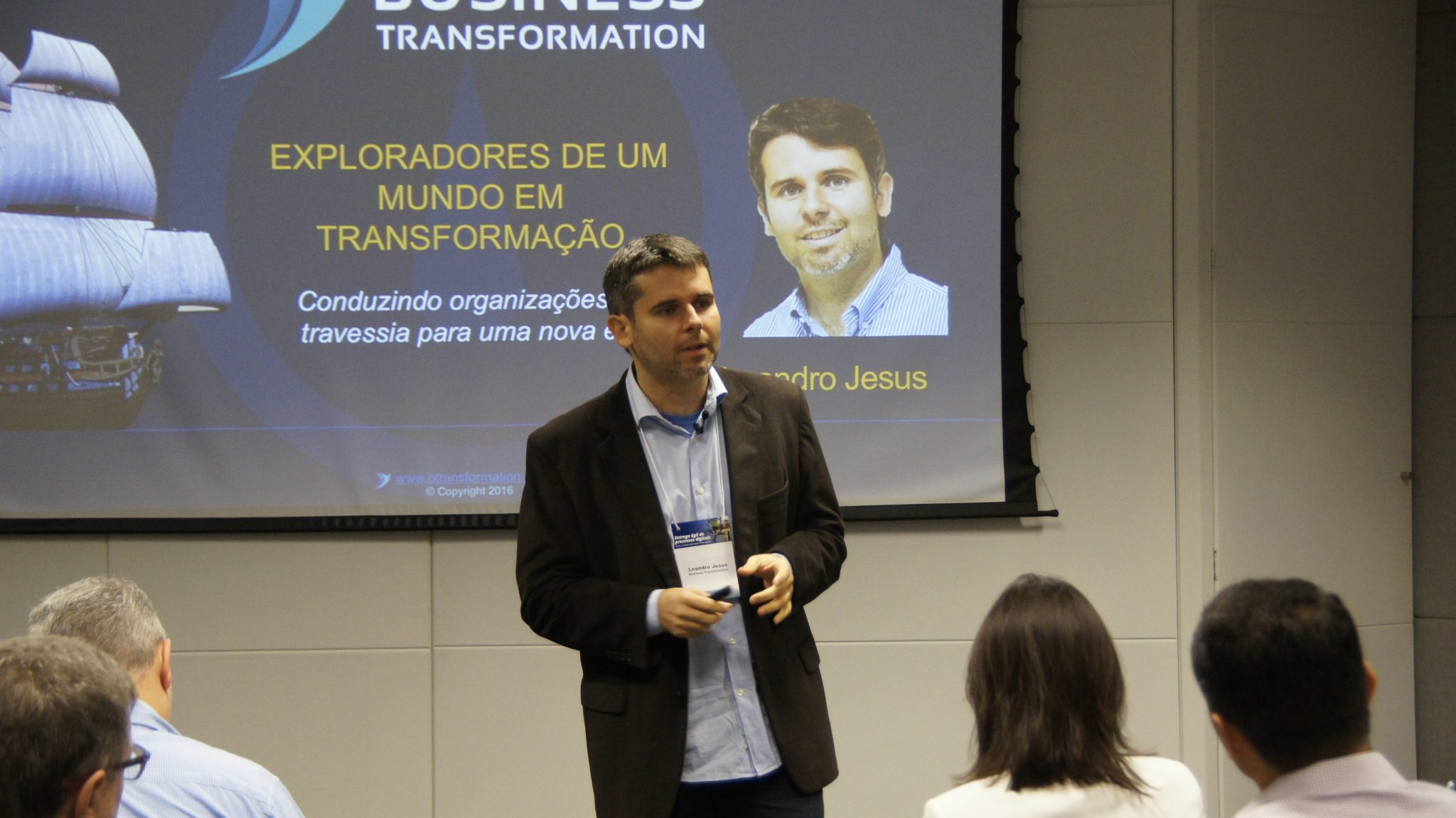 Leandro,  Jesus  Business Transformation